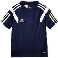 Adidas Condivo 14 Trainingstrikot Junior kurzarm dark blue/white