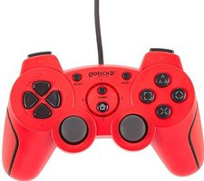 Gioteck VX-2 Wired Controller (rot)