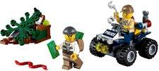 LEGO City - Auf Streife im Sumpfpolizei-Quad (60065)