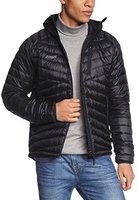 Bergans Slingsbytind Down Jacket W / Hood Black