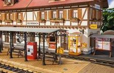 Faller Pola Bahnhofs-Zubehör (331745)