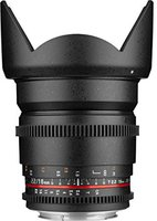Samyang 16mm T2.2 ED AS UMC CS VDSLR [Micro Four Thirds]