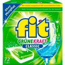 Fit Grüne Kraft Tabs Classic (72 Stk.)