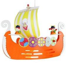 Elobra Wikingerschiff - orange (125724)