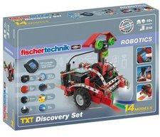 Fischertechnik Robotics TXT Discovery Set Bausatz