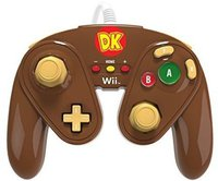 Pelican Wii U Wired Fight Pad (Donkey Kong)