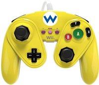 Pelican Wii U Wired Fight Pad (Wario)
