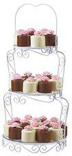"""Wilton 14.5 """"X29.5 """" Graceful Tiers Cake Stand W307841"""