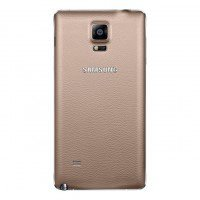 Samsung Back Cover Gold (Galaxy Note 4)