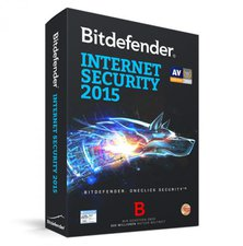 BitDefender Internet Security 2015 (3 User) (2 Jahre) (DE) (Win) (ESD)