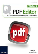 Franzis Quick PDF Editor Pro 2015 (DE) (Mac)