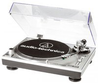 Audio Technica AT-LP120USB-C silber