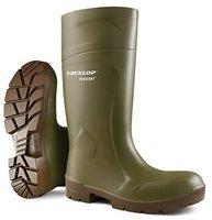 Dunlop Boots FoodPro Purofort MultiGrip safety S4 grün