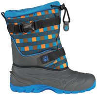 Jack Wolfskin Snow Rocker Kids blue/orange