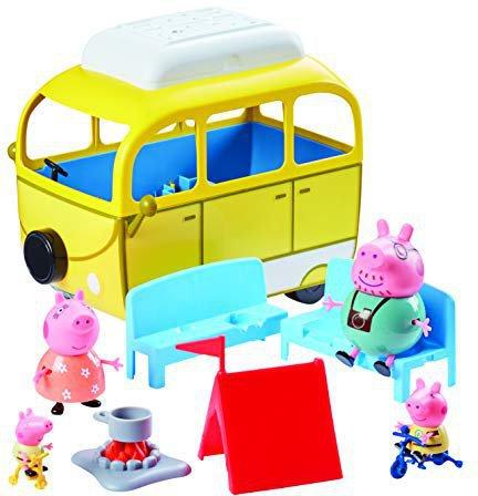 Peppa Pig Wutz Holiday - Sommerwohnmobil