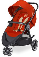 Cybex Agis M-Air 3 Autumn Gold