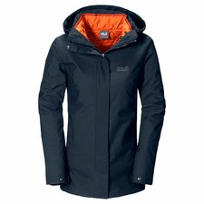 Jack Wolfskin Vernon Jacket Women Night Blue