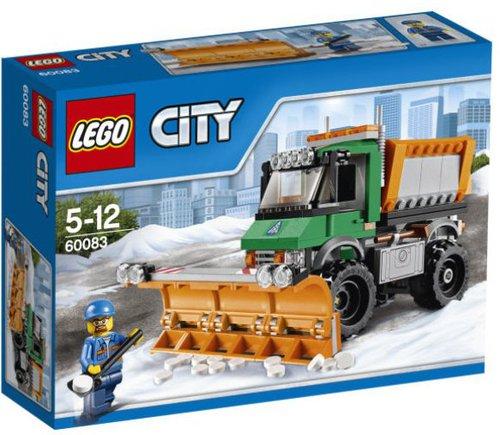 LEGO City - Schneepflug (60083)