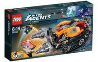 LEGO Ultra Agents - Drillex Dia­man­ten Dieb­stahl (70168)
