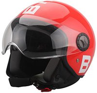 BHR Helmets Fashion rot