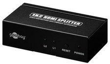 Goobay 90658 Ultra HDMI Splitter 1:2