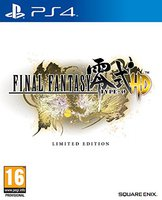 Final Fantasy: Type-0 HD - Fr4me Limited Edition (PS4)