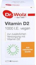 Dr. Wolz Vitamin D2 Kapseln (60 Stk.)