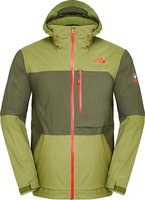 The North Face Men's Sickline Jacket Forest Night Green