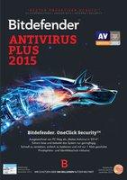 BitDefender AntiVirus Plus 2015 (3 User) (1 Jahr) (DE) Win)