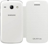 Samsung Flip Cover White (Galaxy Core)