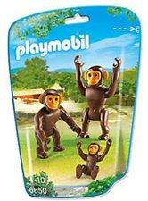 Playmobil 2 Schimpansen mit Baby (6650)