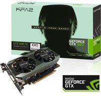 KFA GALAX Geforce GTX 960 OC 2048MB GDDR5
