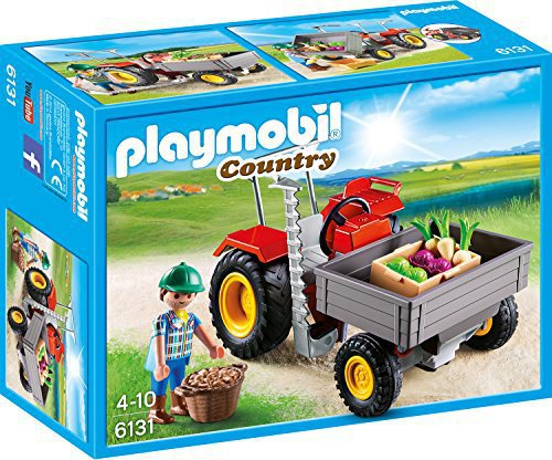Playmobil Country - Ladetraktor (6131)