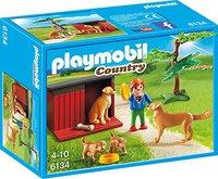 Playmobil Golden Retriever mit Welpen (6134)