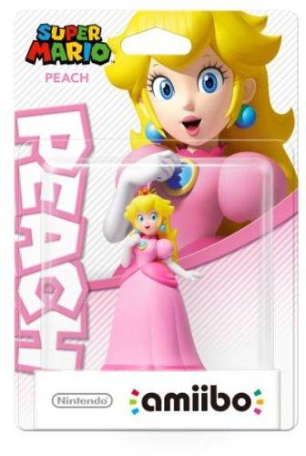 Nintendo amiibo: Super Mario Collection - Peach