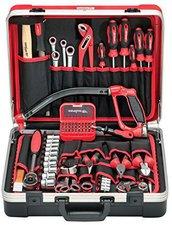 Carolus Werkzeugkoffer mit Werkzeug 57-tlg. (2234.020)