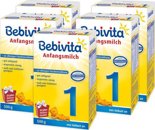 Bebivita Anfangsmilch 1 (500 g)