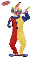 Widmann Kinderkostüm Clown - Overall und Hut
