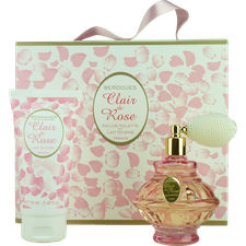 Berdoues Clair de Rose Set (EdT 80ml + BL 75ml)