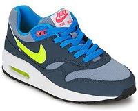 Nike Air Max 1 GS midnight grey/volt/hyper pink/dark magneta