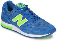 New Balance MRL996 blue/green (MRL996ED)