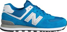 New Balance 574 blue/silver (ML574VAW)