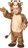 Horror-Shop Lustige Giraffe Kinderkostüm