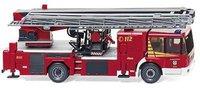 Wiking Feuerwehr - Hubrettungsbühne Metz B32 (MB Econic) Straelen