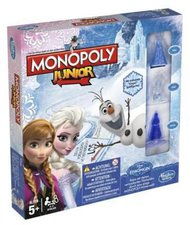 Hasbro Monopoly Junior - Die Eiskönigin