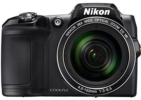 Nikon COOLPIX L840 schwarz