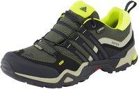 Adidas Terrex Fast X GTX Low base green/core black/semi solar yellow