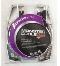 Monster Beats MO607129 DJ-Kabel XLR-M / 6,3 Klinke-M (1m)