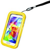 Celly Waterproof case Yellow (Galaxy S4)