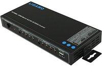Ligawo 6518866 HDMI Matrix 4x2 4Kx2K